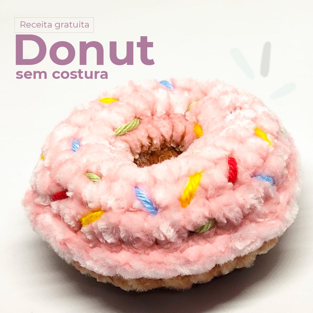 Donut Amigurumi
